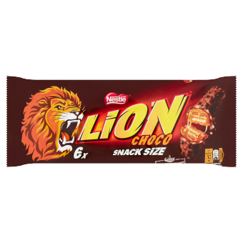 LION 6-pack | Nestlé Chocolade