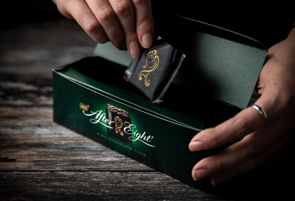 <span>4 feitjes over AFTER EIGHT chocolade</span>