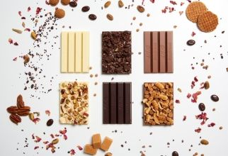 Create your break in de KitKat Chocolatory!