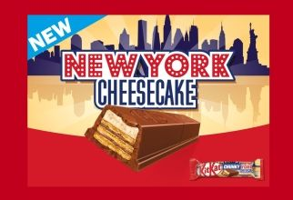 Nestlé KitKat Chunky New York Cheesecake