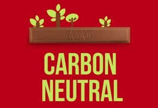 KITKAT CO₂-neutraal in 2025!